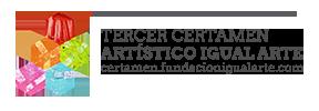 3º Certamen Artístico Igual Arte logo